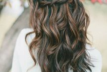 Hair / Wedding hair