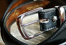 Unique & Custom American Made Belts / by Vvego International