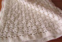 Crochet baby blanket / Crochet baby blankets.