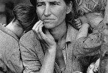 Dorothea Lange photographies