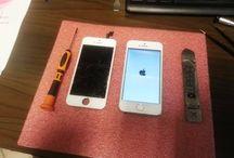 Riparazioni Iphone / Il laboratorio effettua riparazioni su Smartphone Apple Iphone 4/4s, 5/5c/5s, 6/6S