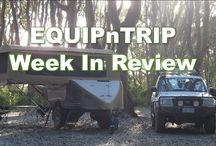 Week In Review - list of great posts each week. / EQUIPnTRIP Week in Review. List of great outdoors articles we find across the Internet that we post each week on Google+.