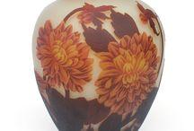Muller Freres Luneville Glass