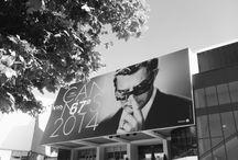 Les égéries L'oréal au Festival de Cannes 2014 / Maquillage