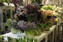 Swedish flower markets