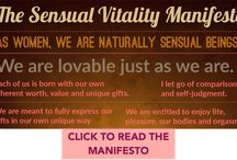 Sensual Vitality-TV / Online TV Show & Podcast hosted by Dr. Andrea Pennington to enhance your confidence, self-love and sexual wellbeing ♥  We are on a mission to empower WOMEN to playfully embrace their sensuality, confidently express their sexuality and live orgasmically in all areas of life ♥ Beyond having better sex, we aim to help you improve the intimacy in your relationships and help you to embrace and express your femininity in all areas of life. Get Your Free report & meditations: www.SensualVitality.tv