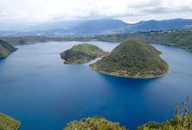 Ecuador Travel: Solo in the Andes / Hiking in the Andes. Hitch-hiking to Cuicocha Lake. Sustainable travel in Chugchilan. Awed by Quilotoa Lake. Living with the native Quichua people. Vegan food. Ecuador is love.