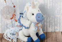 unicorn plushy toys