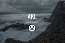 local guide: Auckland / A local city guide, handpicked by our local team. Our favourite places to sweat, eat, drink and spend our days. / by lululemon