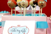 Cake pops  / by Tasha Moore