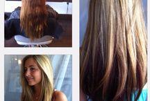 WLOSY METAMORFOZY | Before and after hair / Metamorfozy w fryzurach. Zobacz i zainspiruj się. Twoje włosy mogą być piękne, wystarczy o nie zadbać. Zapraszam, Joanna Prymaczuk | Fryzjer Szczecin | SEKRETNIK URODY