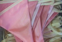 Blush Pink Bunting / by Emma Bunting