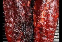 Καπνιστό κρέας