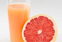 Health Benefits of Grapefruit / Find out the true facts about the health benefits of Grapefruit.  The grapefruit your parents and grandparents enjoyed in their daily diets.