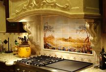 Kitchen ideas (Tuscan inspiration) / by Colleen Bolke