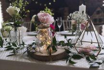 nature theme wedding