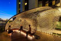 landscape & installation