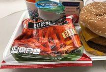 Cruncy Fries @ Lunch / TGI Friday's Crunchy Fries for School Lunch