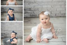 Milestone Sessions / Albany baby and child photos.  #albanybabyphotographer #tuleafphotography www.tuleafphotography.com