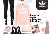 Muoti Adidas