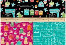 Stoffe / fabrics