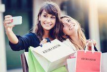 Mutlu alışveriş / adım adım ayakkabıda mutlu alışveriş