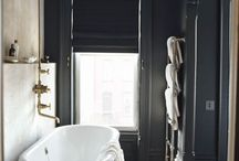 Bathroom planning / by Lindsey Lang Design Ltd.