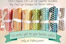 Birch Fabric Collections / Birch Organic cotton fabrics and the people behind BirchFabrics.com