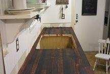 kitchen reno / by heather sager