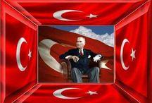 yüce önder Kemal Atatürk
