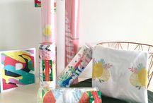 Collection Sous Les Tropiques / Tous nos produits de notre collection printemps-été. Ambiance tropicale et exotique. Tshirts imprimés pour femme