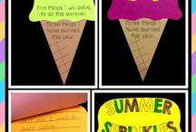 Ice Cream - Summer