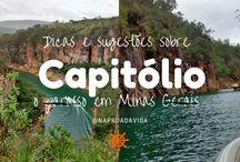Lugares para visitar Brasil
