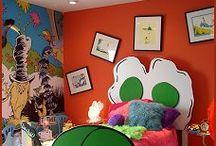 Dr suess bedroom ideas