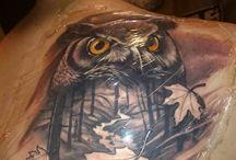 eXo tattoo's