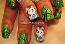 nail art / by Amy Croft