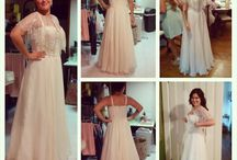 DIY wedding dresses