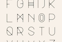 Font Freak / by Elisabeth Bond