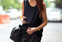 All black everything / by Pau Lopez