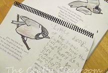 Nature Journals / by Leslie Nelsen