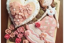 VCHT. Cookie ART / Royal icing cookies