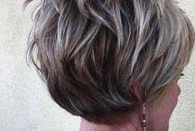 Cortés de cabello señoraa