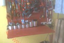 pallets work / Reciclado
