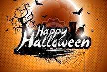 Halloween Vector Illustrations / Halloween Illustrations - More images:  http://www.yoographic.com/image-type/halloween/