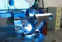 Soldaduras/welding/welders / Fotografías de soldaduras y soldadores. #welding #welders