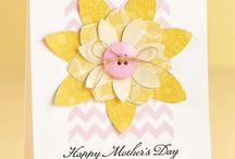 DIY Card - Mother's Day... / by Julie Sturtevant