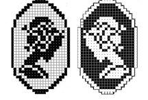 Filet /x stitch