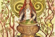 Goddesses / She change everything she touches, and everything she touches change.
