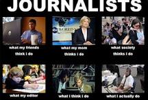 Journalism / by Shasta Kearns Moore