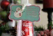 Gift Giving Ideas, Homemade & Storebought